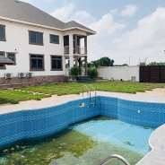EXEC 4 BEDROOM HOUSE WITH POOL AT EAST LEGON