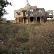 7 bedrooms uncompleted mansion for sale At tema