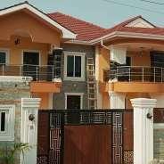 Executive 5 bedrooms 3 bedrooms boy quarters