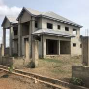 5 bedrooms Umcomplted houses for sale at west tras