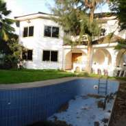 4 bedroom house with boys' quarters and a pool sel