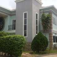 A 4 Bedroom Townhouse,cantoments