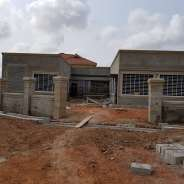 Uncompleted Newly 5Bedrms House For Sale