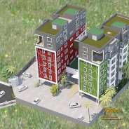 2Bedrms Apartment Flat For Sale at Osu