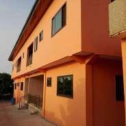 Newly built 4 flats 2 bedrooms apartment @ Nungua