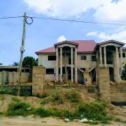 6 BED ROOM & 2 BED ROOM UNCOMPLETED HOUSE FOR SALE