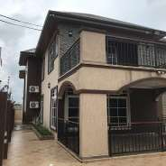 Executive newly built 4 bedrooms house 1 BQ for