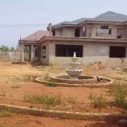 5 bedrooms uncompleted house for sale for 350.000$