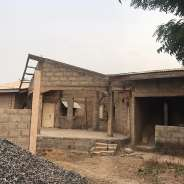 ROOFED 5 MASTER BRM (ENSUITE) HOUSE AT BUSH ROAD,