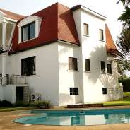 Furnished 6Bedrooms House for Rent at Trassaco