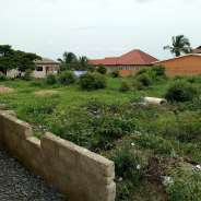 1Plot of Land for sale at Dawhenya-Tema