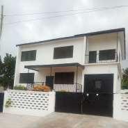 4 BEDROOM STOREY HOUSE AT DANSOMAN/SAKAMAN