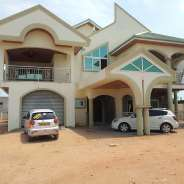 FREEHOLD & TITLED 6BRM STOREY AT DANSOMAN & BRIGAD