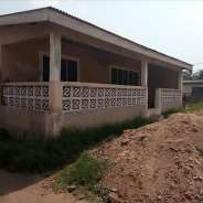 TITLED 2 BEDROOMS ON 2 PLOTS AT NUNGUA BEACH ROAD