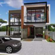 5 bedroom within estate at east legon