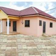 NEAT 3 MASTER BEDROOM HOUSE AT KASOA