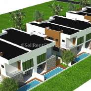 3 Bedroom Townhouse + Private Pool, Cantonments