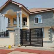 5 bed rooms story building for sale spintex road a