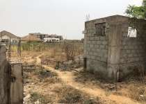 Title plots of lands for sale at East Legon hills