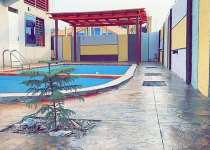 Executive 4 bedrooms house with swimming pool for