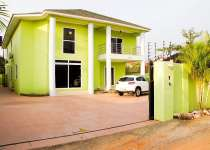 executive 4 bedroom house for rentals @ East legon