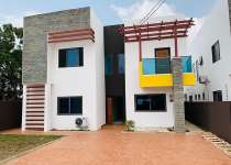 Newly built 3 bedrooms duplex house for sale