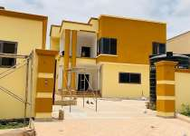 Newly built 4 bedrooms house 1 boys quar for sale