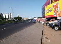 1Plot of Roadside For Sale at Accra
