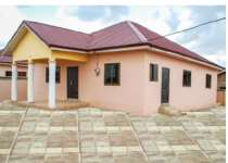 NEAT 3 MASTER BEDROOM HOUSE AT KASOA