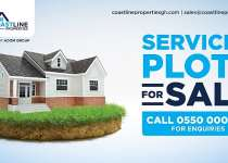 Serviced Plots For Sale