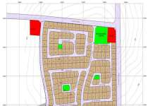 Servi­ced Plots­, Good Locat­ion in Tema Comm. 25