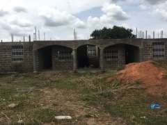 A Double uncompleted 2 bedrooms apartments