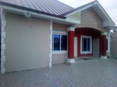 4 newly built 3 bedrooms houses for sale spintex