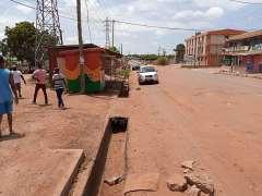 4Plot of Roadside land for sale at Tema com22