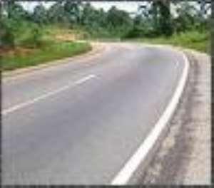 Innovative NDC Under President John Dramani Mahama Gave Life To The First Class 33km Tarkwa -Damang Asphalt Road