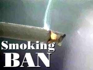 Smoking ban 'reduces heart risk'