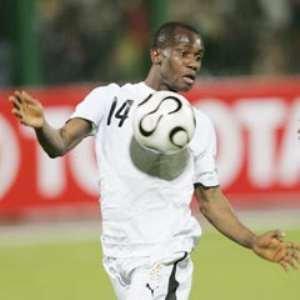 Matthew Amoah faces another months on the sidelines.
