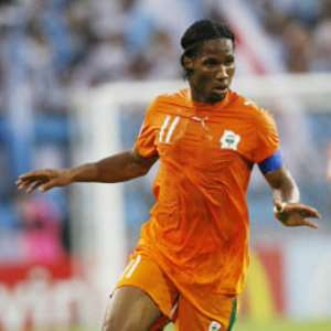 Drogba Set To Be Named African Footballer Of The Year