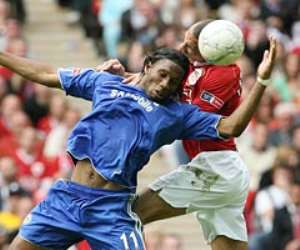Didier Drogba has declared he will be fit to play in next week s UEFA Champions League final  ©Photo: MTNfootball.com