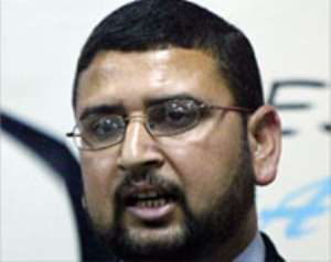 Cash confiscated from Hamas official