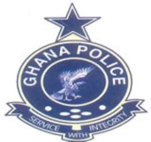 Abura-Dunkwa Police Station In Disrepair