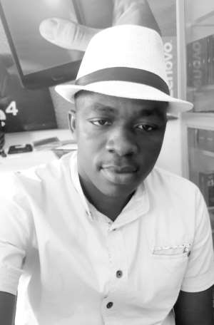 Amankwa Benjamin Kwame
