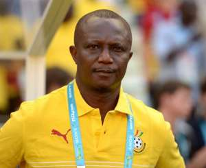 Kwesi Appiah Happy With Competition For Places