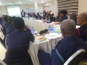 Prosecutors Undergo Training