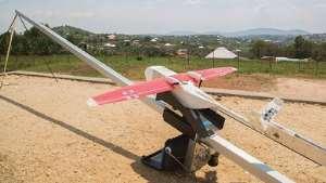 Zipline Drone Delivers First Medication At Juabeng Gov't Hospital