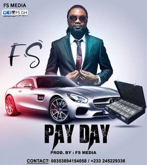 FS Sings About Daily Activities In New Video 'PAY DAY'