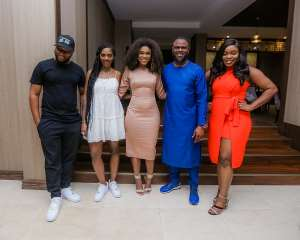 Becca hosts top female artistes in Nigeria