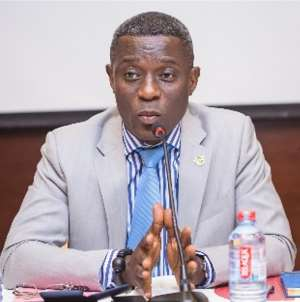 Kobby Annan (Deputy Commissioner, Gaming Commission of Ghana)
