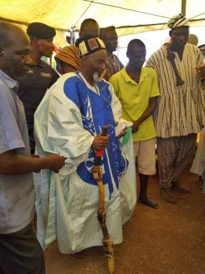 Child Marriages Must End In Northern Region—Ya-Na