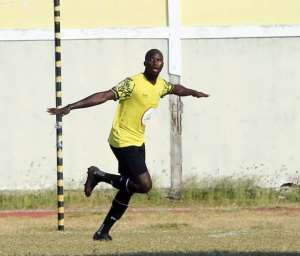 Former Dreams FC Forward Daniel Adade Clinches Top Award In Asia